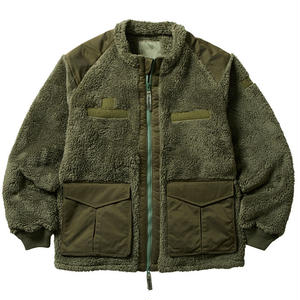 Liberaiders / TACTICAL FLEECE JACKET (OLIVE)