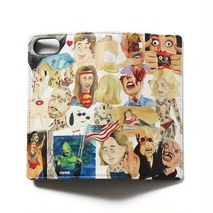 I&ME | Movie&Die iPhone Case 手帳(iPhoneX / iPhone678)