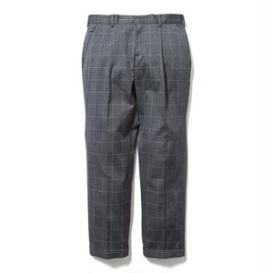 SON OF THE CHEESE | College pants (GRAY)