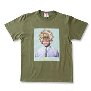 SON OF THE CHEESE | Defender Tee (OLIVE)