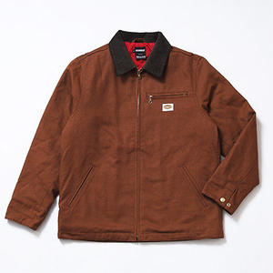 """Oh!theGuilt:DUCK WORK JACKET """"MIKE""""(ブラウン)"""