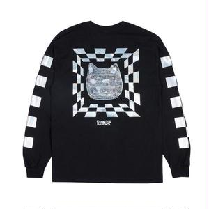 RIPNDIP |  Illusion L/S (Black)