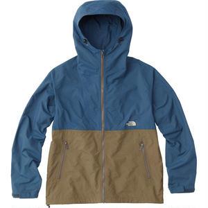 THE NORTH FACE | Compact Jacket (BGブルーウィングティール×ビーチグリーン)