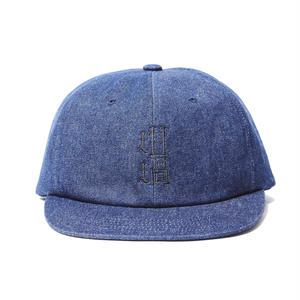 坩堝 | 坩堝 OG DENIM CAP (BLUE)