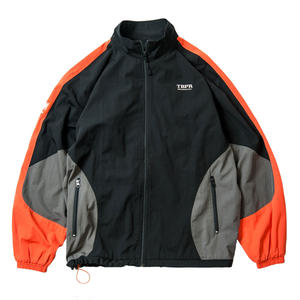 Tightbooth / HOOLIGAN JKT(BLACK×ORANGE)