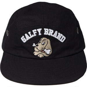 GALFY | JET CAP (BLACK)