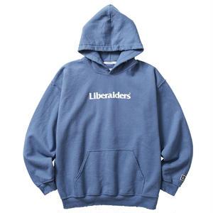 Liberaiders | OG LOGO PULLOVER HOODIE (BLUE)