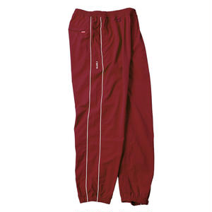 Tightbooth / PIPING TRACK PANTS (WINE)