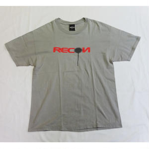 USED (古着)RECON Tシャツ(グレー)