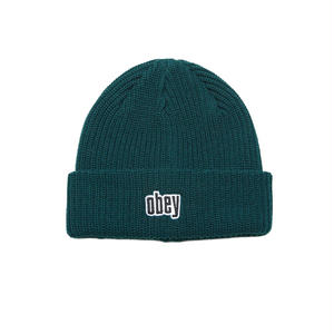 OBEY | Jungle Beanie (DARK GREEN)