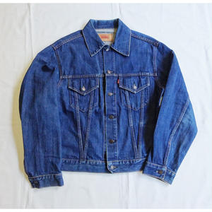 USED(古着)Levi's デニムジャケット70505(インディゴ)