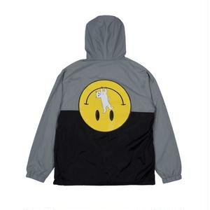 RIPNDIP | It Won't Be Ok Anorak Jacket (Black/Gray)