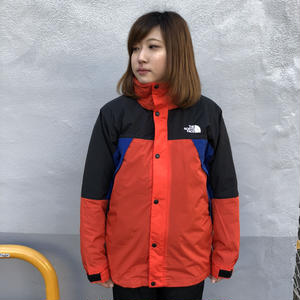 THE NORTH FACE | XXX Triclimate Jacket(ブラック×ファイヤーブリックレッド)