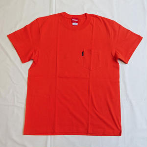 Oh!theGuilt | BASIC POCKET  S/S T-SHIRT(カリフォルニアオレンジ1)