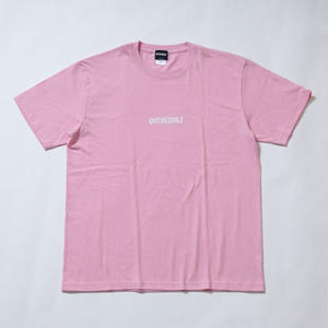 "Oh!theGuilt : ""SIMPLE LOGO""S/S T-SHIRT(ピンク)"