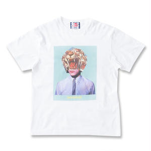 SON OF THE CHEESE | Defender Tee(WHITE)