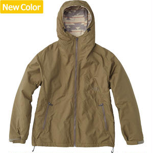 THE NORTH FACE | Compact Nomad Jacket (BEビーチグリーン)