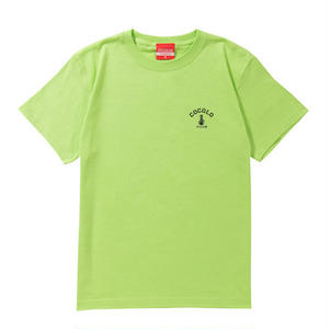 COCOLO BLAND / BACK BONG S/S TEE (LIME)