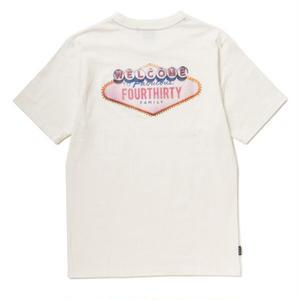 430 | NIGHTNEON S/S TEE(WHITE)