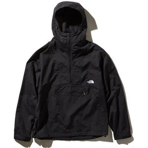 THE NORTH FACE | COMPACT ANORAK (K/ブラック)
