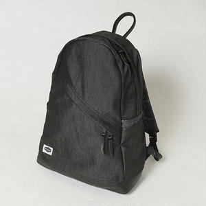 Oh!theGuilt : HAND MADE   BACK PACK by BROWNIE HOME MADE(ブラック)