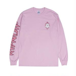 RIPNDIP |  Found It L/S (Light Pink)