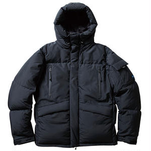 Liberaiders / MOUNTAIN RANGE DOWN JACKET (BLACK)