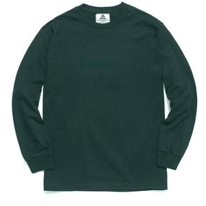 NOTHIN SPECIAL / ILLEGALLY LEGAL LONG SLEEVE (GREEN)