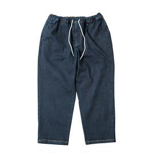 Tightbooth / BAGGY DENIM PANTS (Indigo)