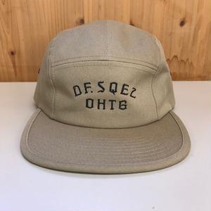 "OHTHEGUILT / DF.SQEZ 008 ""JET CAP"" (カーキ)"