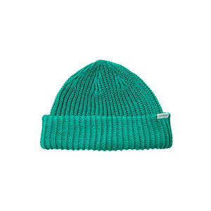 Tightbooth / SHORT KNIT CAP(Teal)