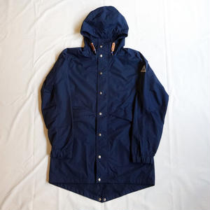 CAPE HEIGHTS | NYLON MODS PARKA(ネイビー)