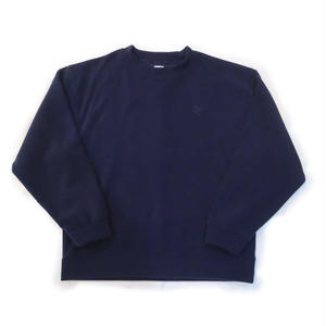 RWCHE | DUDE FLEECE SWEAT (NAVY)