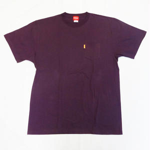 Oh!theGuilt | BASIC POCKET  S/S T-SHIRT(マットパープル)