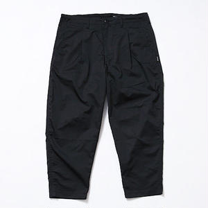 "Oh!theGuilt : TRICOT STRETCH PANT""NINE""ブラック"