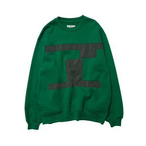 EVISEN SKATEBOARDSゑ®︎ | WYE ヱ SWEAT (GREEN)
