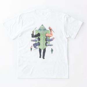 SON OF THE CHEESE | Boxman Tee (WHITE)