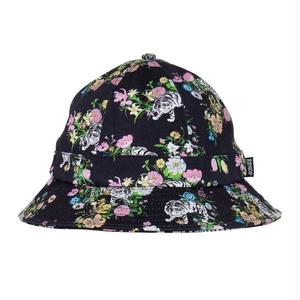 RIPNDIP | Blooming Nerm Cotton Twill Bucket (Black)