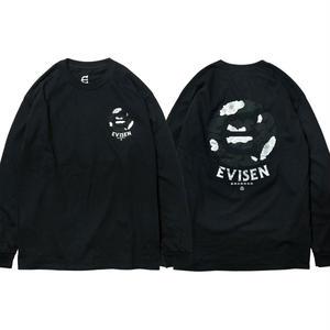 EVISEN SKATEBOARDSゑ®︎   DOKU TSUBAKI L/S (BLACK)