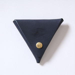 Oh!theGuilt : LEATHER COIN CASE(ネイビー)