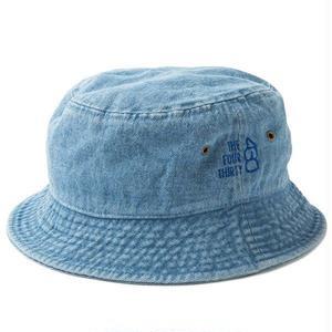 430   NF DENIM BUCKET HAT(L-BLU)