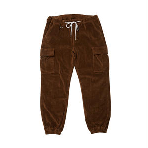 EVISEN SKATEBOARDSゑ®︎ | STRAIGHT OUTTA BED PANTS (BROWN)