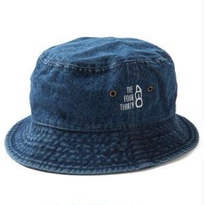 430 | NF DENIM BUCKET HAT(D-BLU)