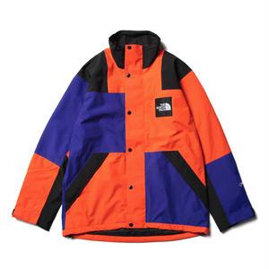 THE NORTH FACE | RAGE GTX Shell Jacket (AP/アズテックブルー×ペルシャンオレンジ)