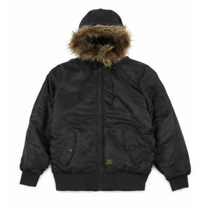 HUF / N2B JACKET (BLACK)