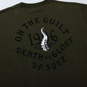 Oh!theGuilt | DF.SQEZ 006 復刻 S/S T-SHIRT(シティーグリーン)