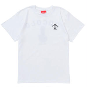 COCOLO BLAND / BACK BONG S/S TEE (WHITE)