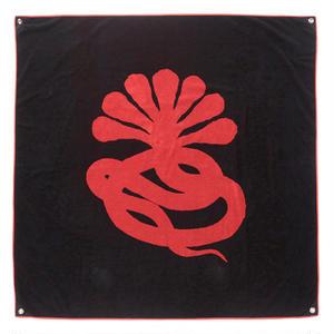 NEIGHBORHOOD × FUCT SSDD NHFU. FLAG / C-TOWEL