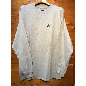 RWCHE | ONE DUDE L/S (GRAY)