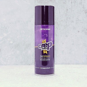 CREP |  CREP RAIN & STAIN RESISTANT BARRIER 防水スプレー